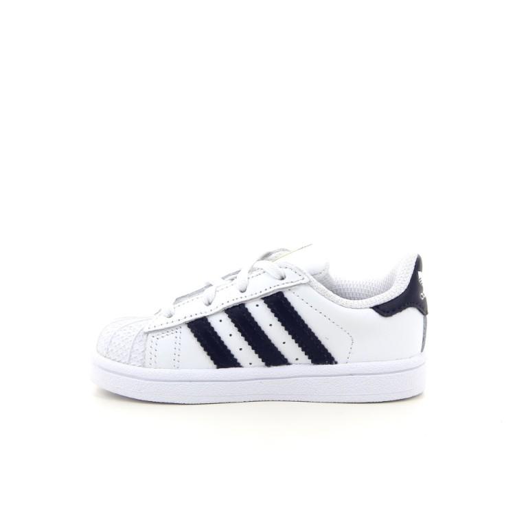Adidas kinderschoenen sneaker wit 186766
