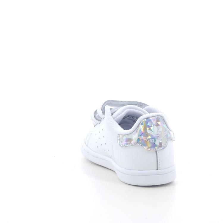 Adidas kinderschoenen sneaker wit 197345