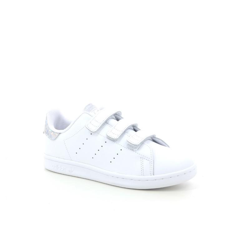 Adidas kinderschoenen sneaker wit 197348