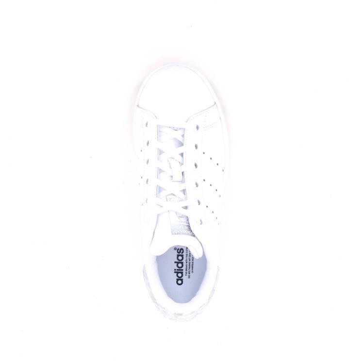 Adidas kinderschoenen sneaker wit 197349