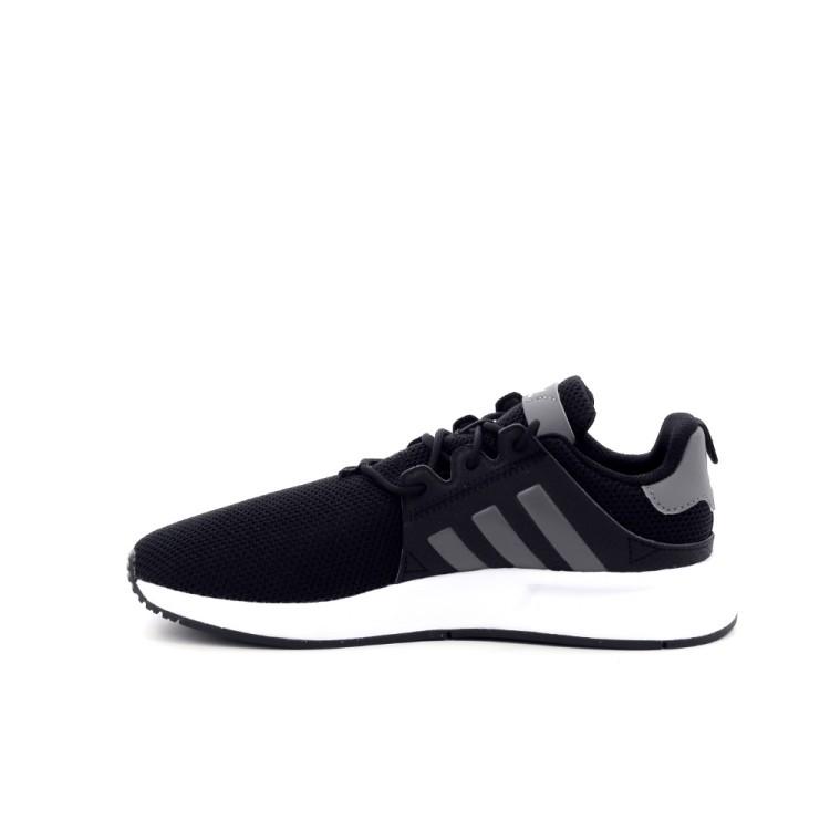 Adidas kinderschoenen sneaker zwart 197353