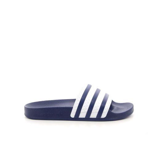 Adidas koppelverkoop sleffer wit 182146