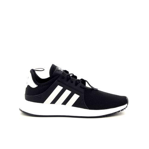 Adidas solden sneaker zwart 191384