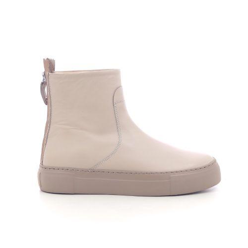 Agl damesschoenen boots beige-rose 216877