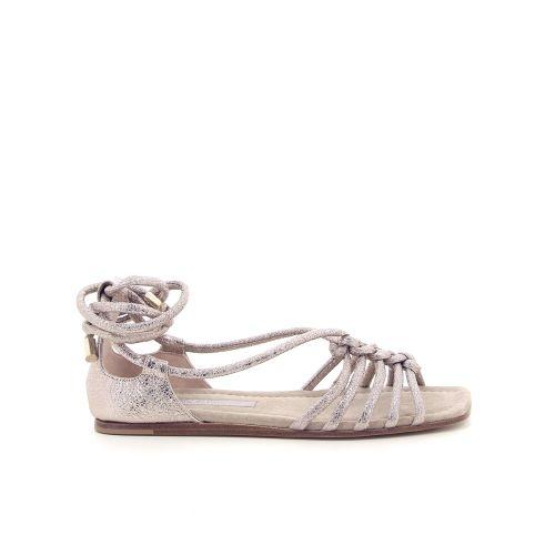 Agl damesschoenen sandaal brons 181701