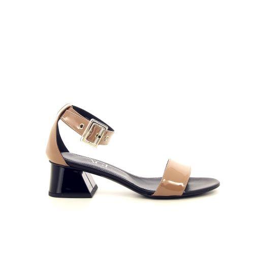 Agl damesschoenen sandaal camel 192385