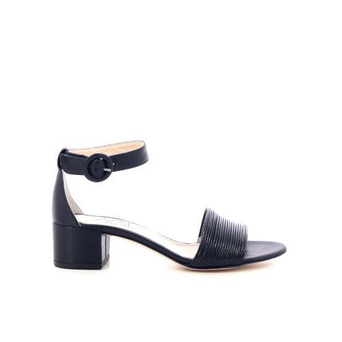 Agl damesschoenen sandaal camel 202309