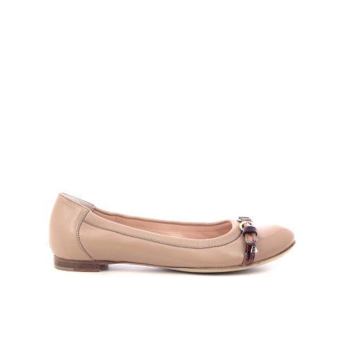 Agl damesschoenen ballerina camel 202946