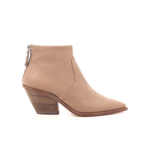 Agl damesschoenen boots camel 205628
