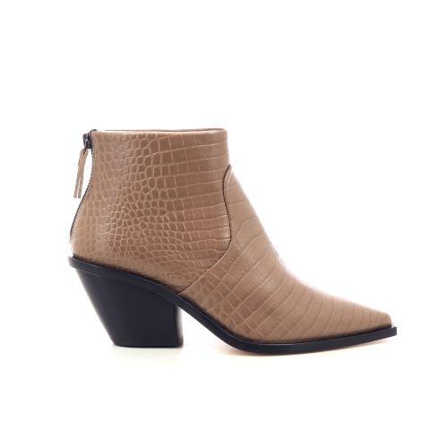 Agl damesschoenen boots camel 207787