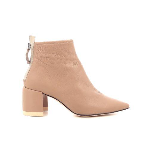 Agl damesschoenen boots camel 207789
