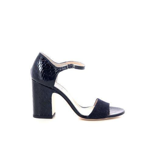 Agl damesschoenen sandaal donkerblauw 202313