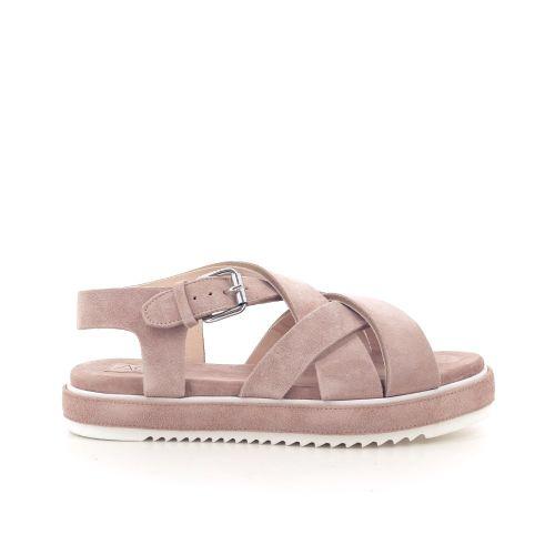 Agl damesschoenen sandaal donkerblauw 214811