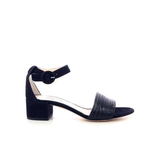 Agl damesschoenen sandaal donkerblauw 219308