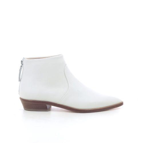 Agl damesschoenen boots ecru 202944
