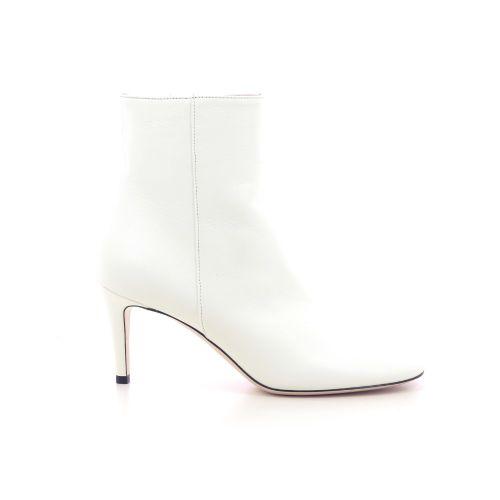 Agl damesschoenen boots ecru 216156