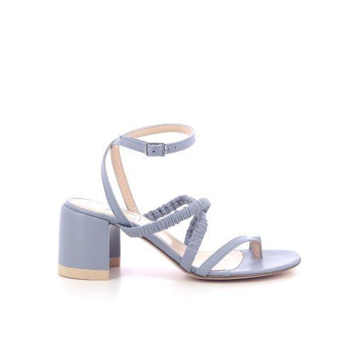 Agl damesschoenen sandaal lichtblauw 212002