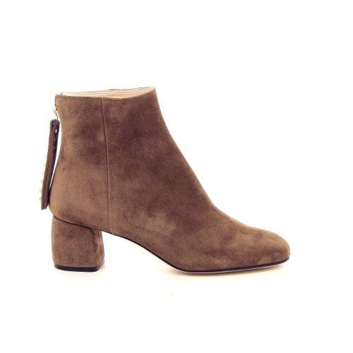 Agl damesschoenen boots naturel 199294