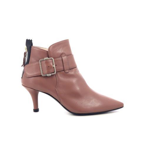 Agl damesschoenen boots naturel 199298