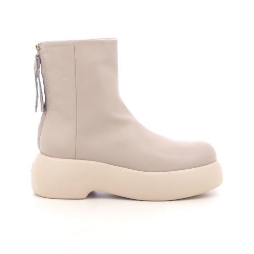 Agl damesschoenen boots okergeel 216883