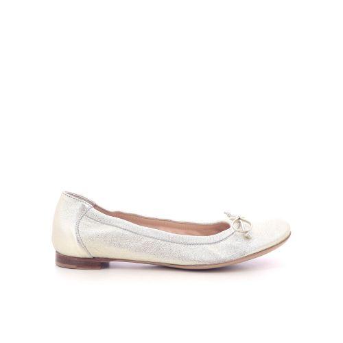 Agl damesschoenen ballerina platino 202278