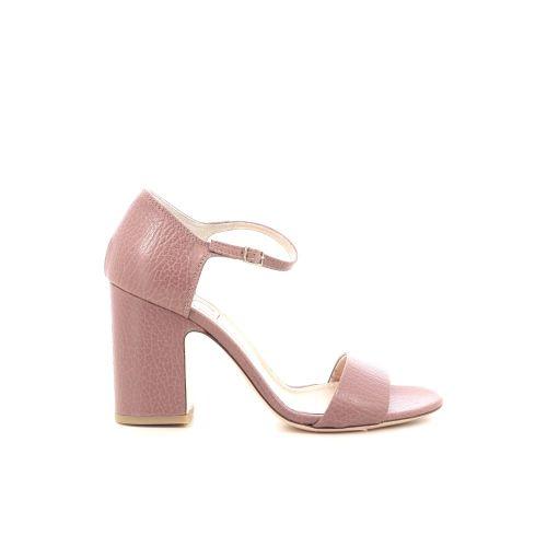 Agl damesschoenen sandaal poederrose 202314