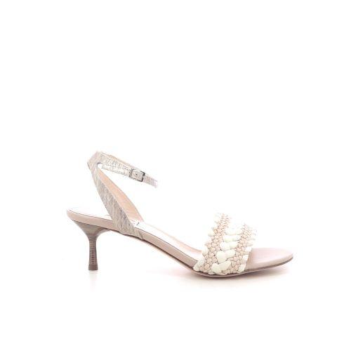 Agl damesschoenen sandaal poederrose 214805