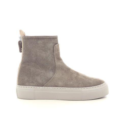 Agl damesschoenen boots zandbeige 223815