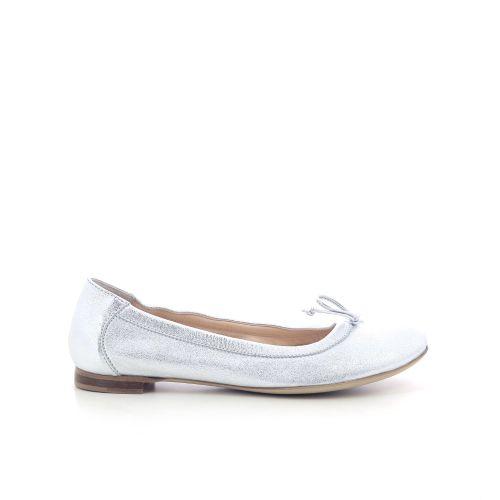 Agl damesschoenen ballerina zilver 168430