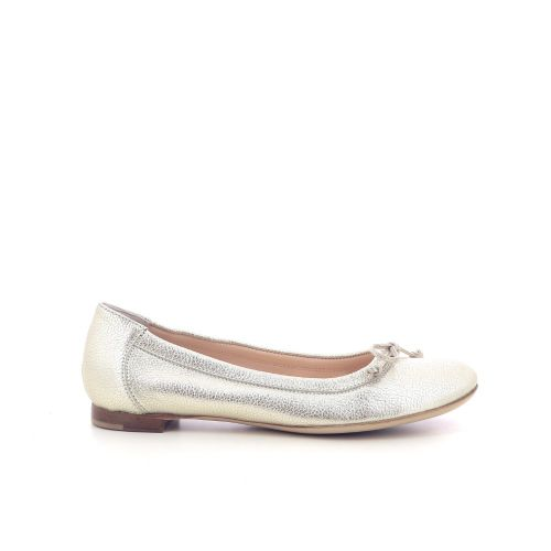 Agl damesschoenen ballerina zilver 212157
