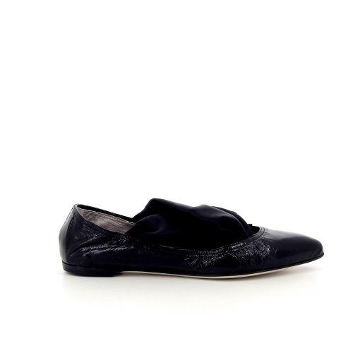 Agl damesschoenen ballerina zwart 181733