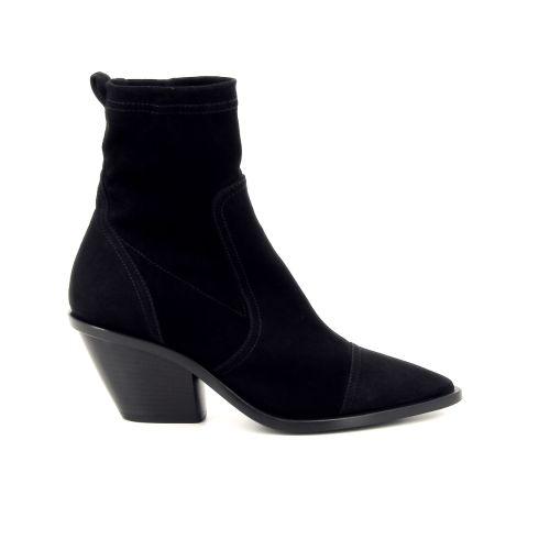 Agl damesschoenen boots zwart 199299