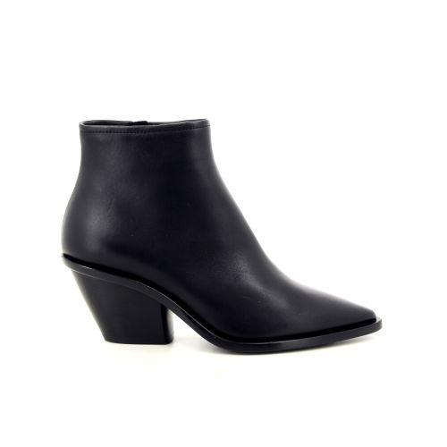 Agl damesschoenen boots zwart 199300
