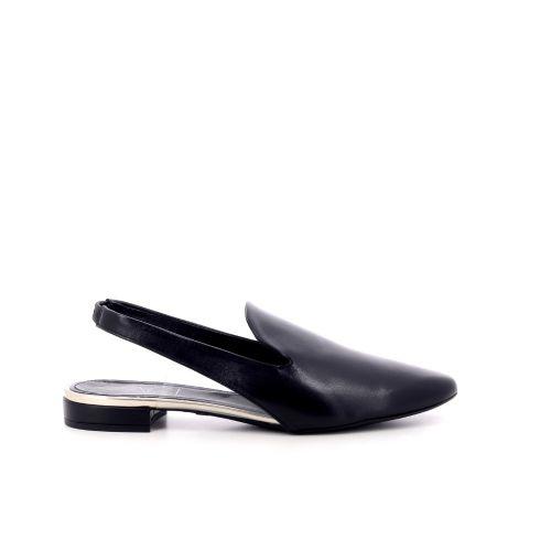 Agl damesschoenen sandaal zwart 202306