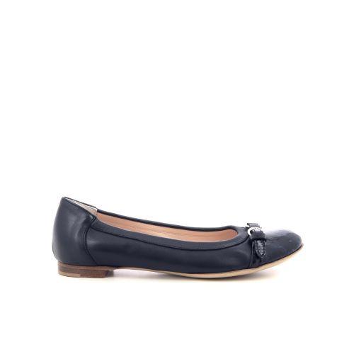 Agl damesschoenen ballerina zwart 16813