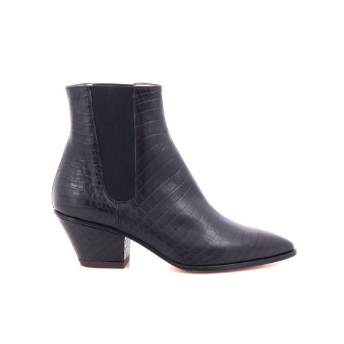 Agl damesschoenen boots zwart 207776