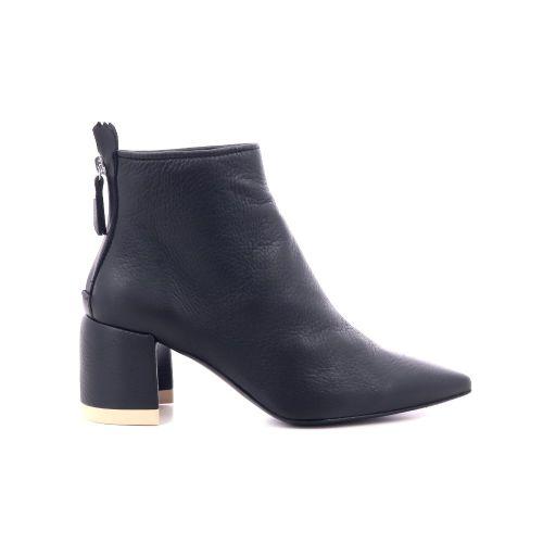 Agl damesschoenen boots zwart 207788