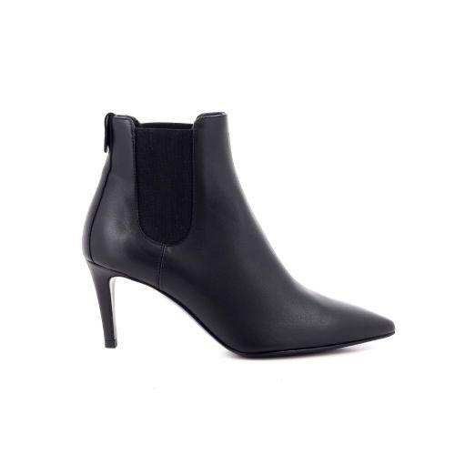 Agl damesschoenen boots zwart 207794
