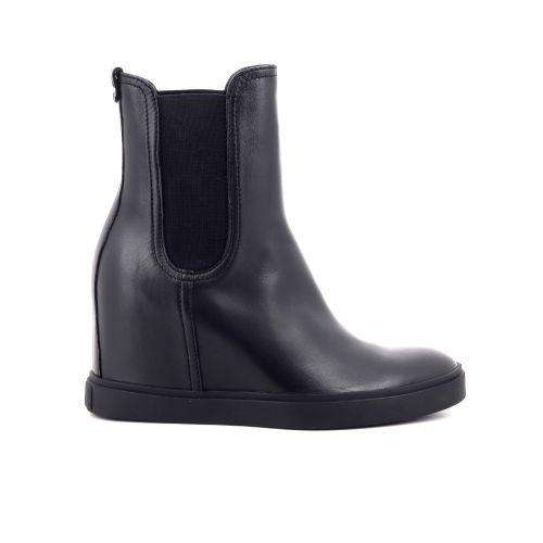 Agl damesschoenen boots zwart 207796