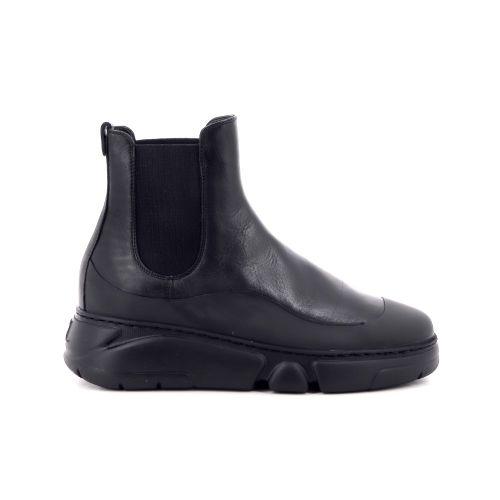 Agl damesschoenen boots zwart 209846