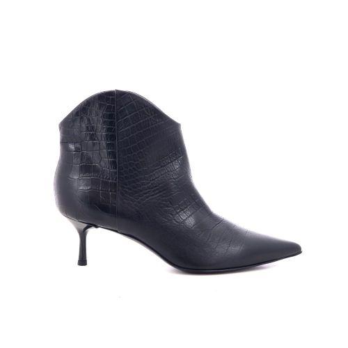 Agl damesschoenen boots zwart 209852