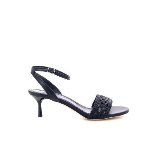 Agl damesschoenen sandaal zwart 210388