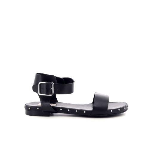 Agl damesschoenen sandaal zwart 212006