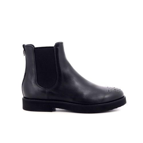 Agl damesschoenen boots zwart 216146