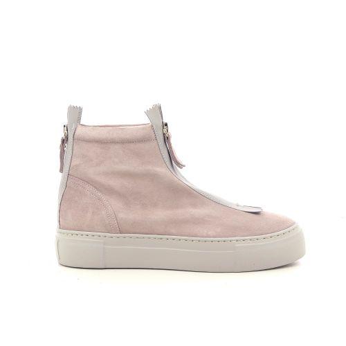 Agl damesschoenen boots zwart 216167