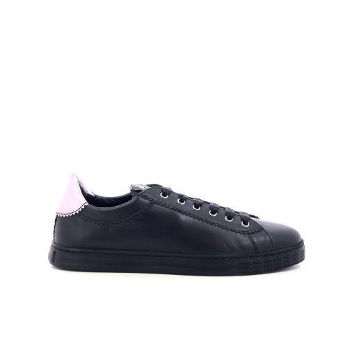 Agl damesschoenen sneaker zwart 216171