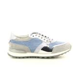 Agl damesschoenen sneaker blauw 98823