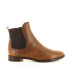 Agl damesschoenen boots cognac 16824