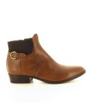 Agl damesschoenen boots cognac 18255