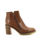 Agl damesschoenen boots cognac 18284